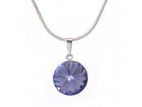 Rivola Vista - Tanzanite - náhrdelník s přívěskem  «F»