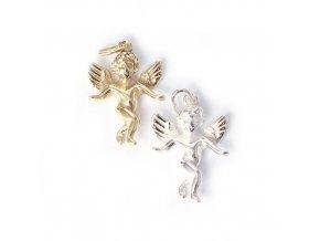 Anděl - přívěsek stříbro 925/1000