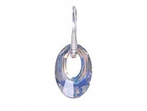 Ovale - přívěsek stříbro 925/1000  «F»