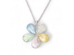 Fiore II - náhrdelník  «F»