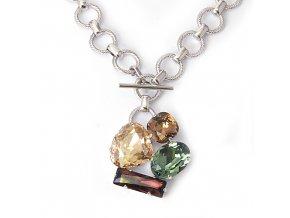 Roccia- náhrdelník  «F»