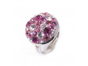 Estrela - prsten VIOLET  «G»