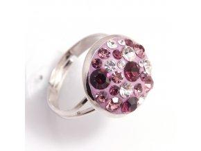 Estrela - prsten PURPLE  «G»