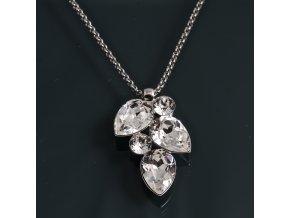 Casia - náhrdelník s přívěskem (F)