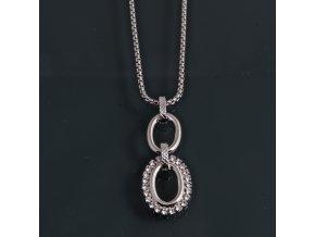 Dias - W náhrdelník s přívěskem (F)  «F»
