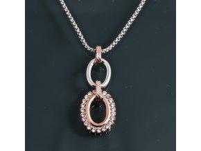Dias - P náhrdelník s přívěskem (F)  «F»