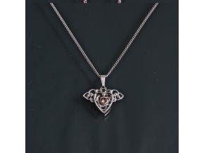 Blush - Rose (F) náhrdelník