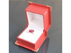 Luxusní krabička na prsten