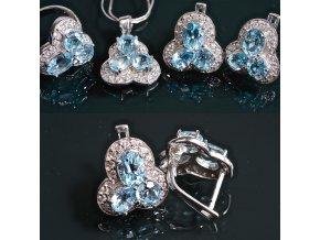 Mattia 1 - topazový šperk
