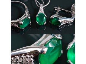 Chalcedon 1 - šperk s Chalcedonem