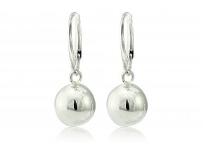 Klassy 9 - náušnice  stříbro 925/1000'