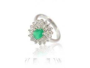 Destiny - prsten  stříbro 925/1000'