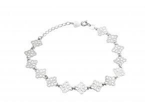 Tender  - stříbrný náramek 925/1000'