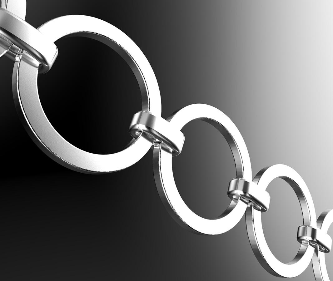 Empoli - náhrdelník Délka: 45 cm