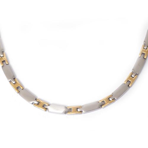 Hestie - náhrdelník nerez Délka: 45 cm