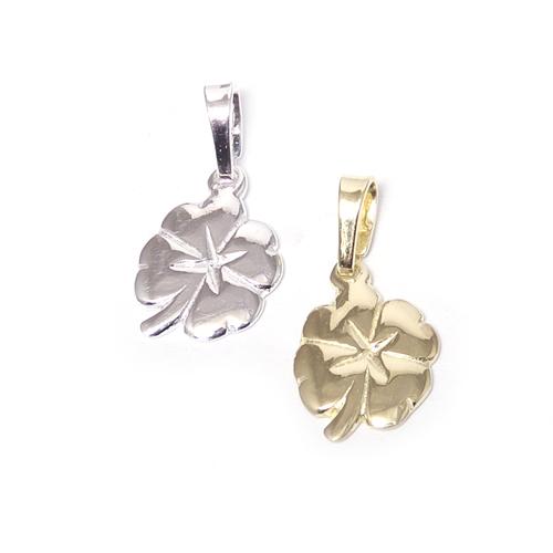 Čtyřlístek pro štěstí stříbro 925/1000 Materiál: Stříbro 925
