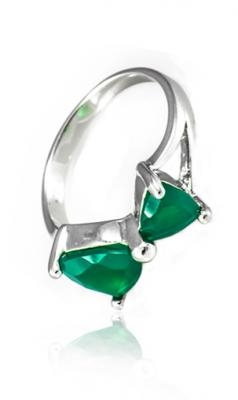 Brigida - prsten stříbro 925/1000' Velikost prstenu: 60