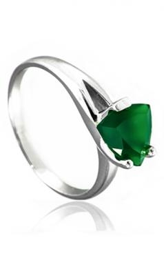 Kesha - prsten stříbro 925/1000' Velikost prstenu: 57