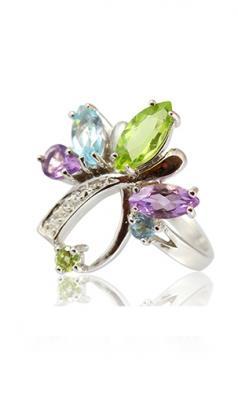 Elyse - prsten stříbro 925/1000' Velikost prstenu: 52