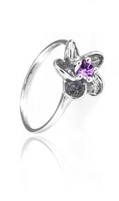 Clare - prsten stříbro 925/1000' Velikost prstenu: 60