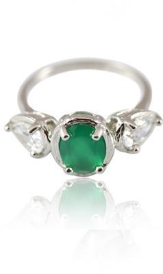 Brigid - prsten stříbro 925/1000' Velikost prstenu: 57,5