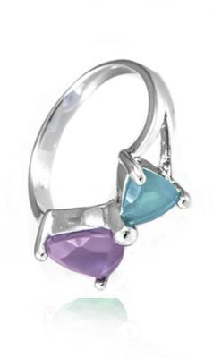 Chantel - prsten stříbro 925/1000' Velikost prstenu: 52