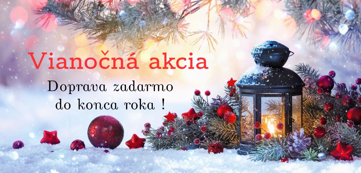 Vianočná akcia