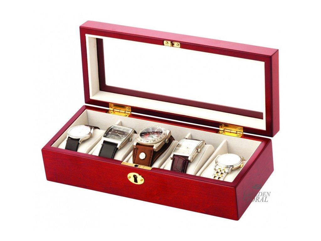 Box na hodinky Mee & co