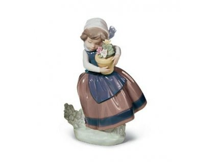 Spring is here lladro
