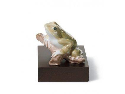 Lladró Lacky frog