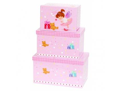 Detský set box
