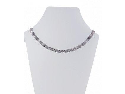 Strieborný náhrdelník