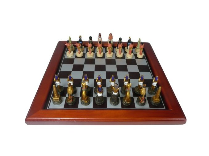 Šach EGYPTIAN WAR CHESS SET