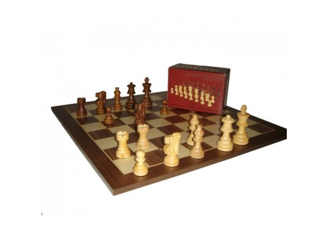 Šach STAUNTON CHESS SET