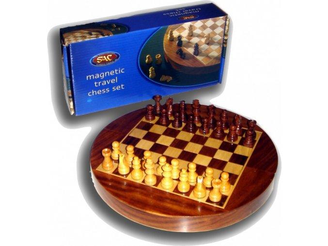 Cestovný šach - okrúhly