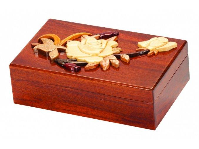 drevená sperkovnica mele & co anastasia