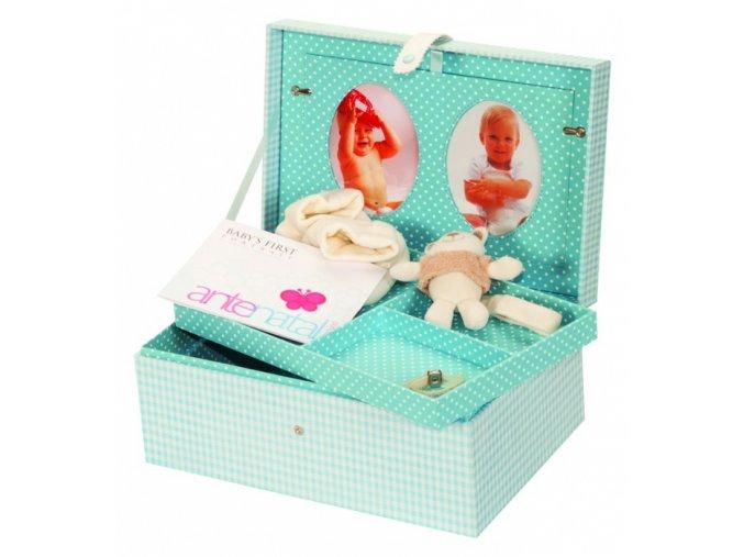 Pamätný box pre bábätko Mele & co