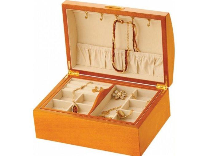 drevená šperkovnica mele & co camillie