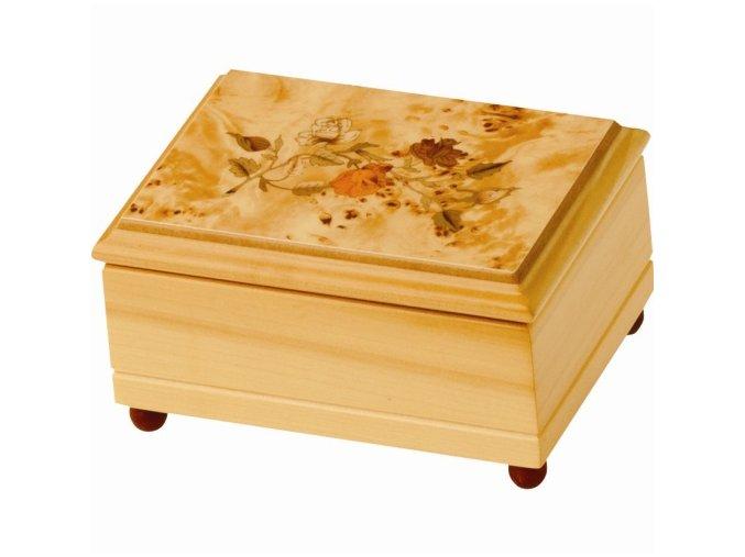 Drevená šperkovnica SHANICE mele & co