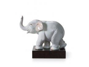 LLADRÓ Lucky elephant