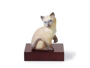 LLADRÓ Lucky cat