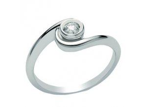Diamantový prsteň MILUNA