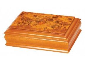 drevená hracia šperkovnica mele & co christine 1604