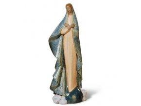LLADRÓ Holy mother - Svätá  matka španielsky porcelán 01012365