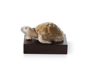LLADRÓ Lucky tortoise