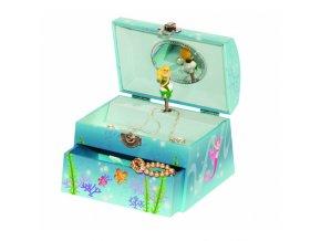 detská hracia šperkovnica asrai Mele & co