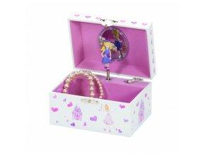 hracia šperkovnica anna, detská šperkovnica, mele & co