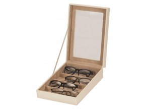 Úložný box na okuliare