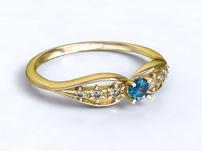 Zlatý prsten 1300401