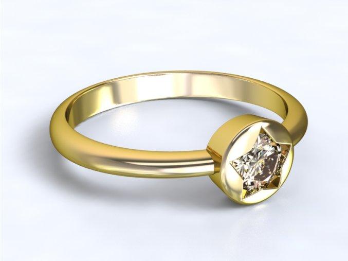 Zlatý prsten hvězda 1305101
